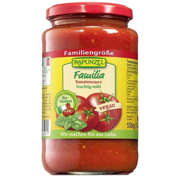 Pasta de tomate Familia VEGAN bio