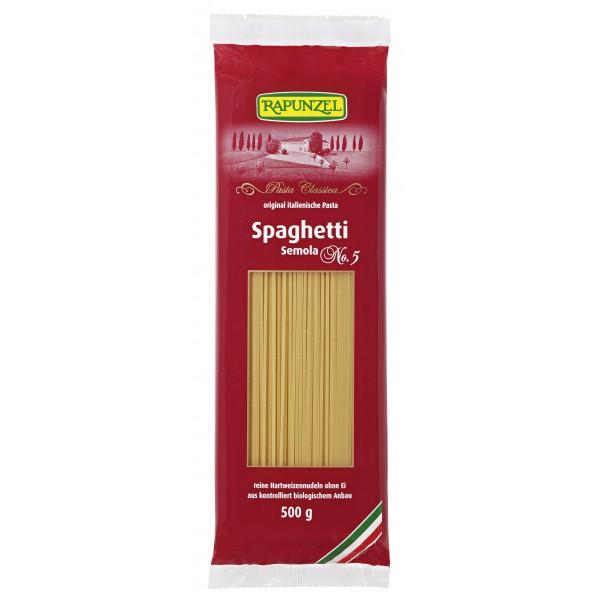 Spaghetti semola Nr.5 bio