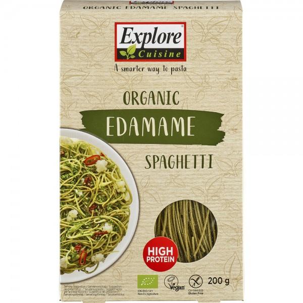 Spaghetti din edamame fara gluten bio