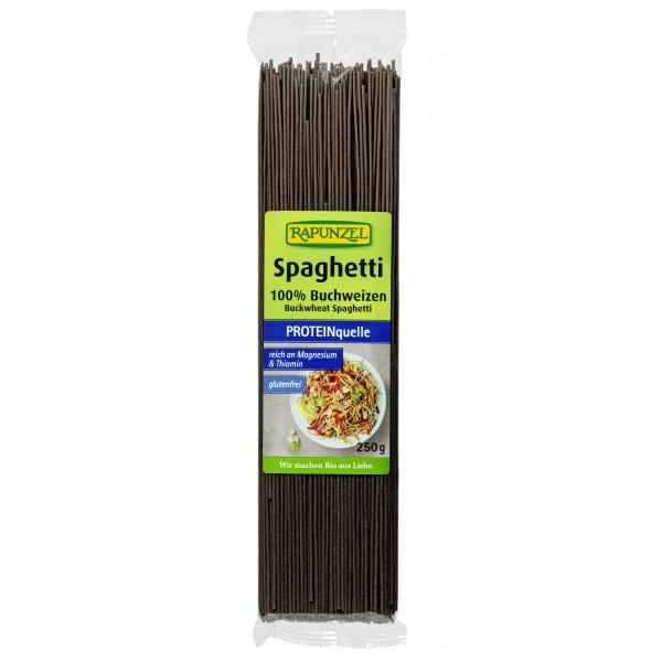 Spaghetti din hrisca integrala FARA GLUTEN bio