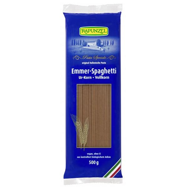 Spaghetti Emmer integrale bio