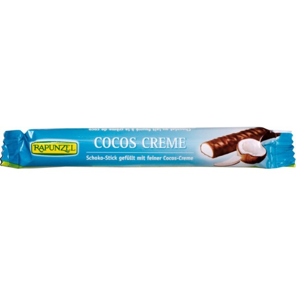 Stick cu crema Cocos bio