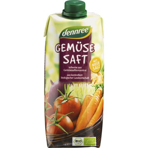 Suc de legume VEGAN bio
