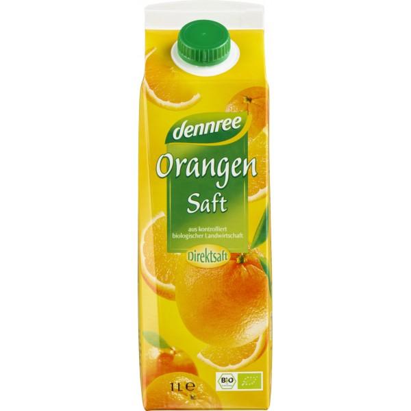 Suc de portocale bio