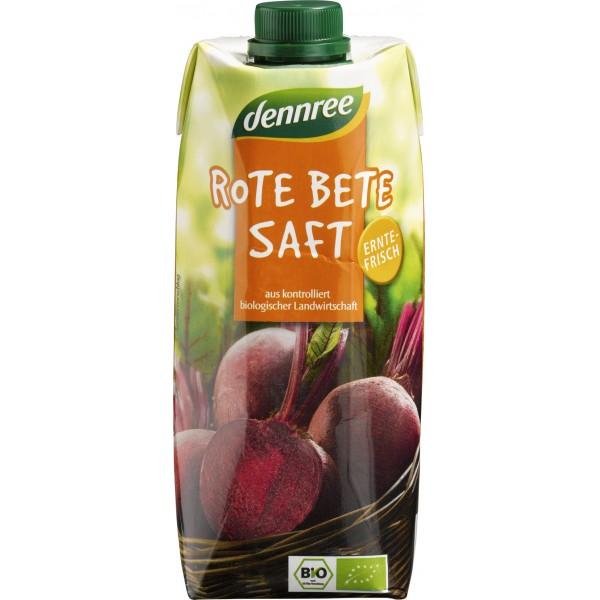 Suc de sfecla rosie VEGAN bio