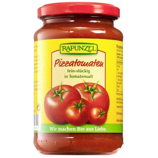 Tomate pentru pizza bio