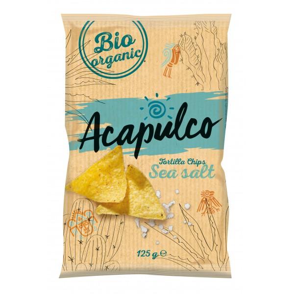 Tortilla chips natur bio