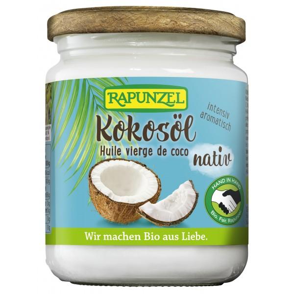 Ulei de cocos virgin bio