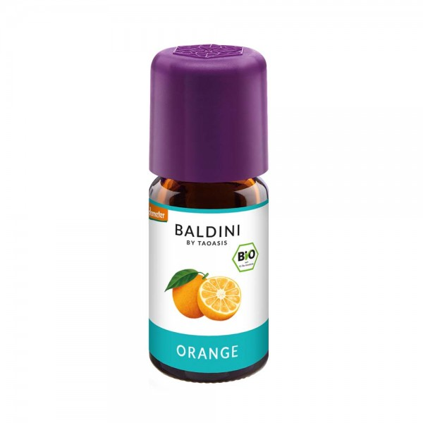 Ulei esential de portocala, alimentar bio