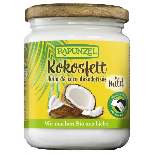 Unsoare de cocos la borcan bio