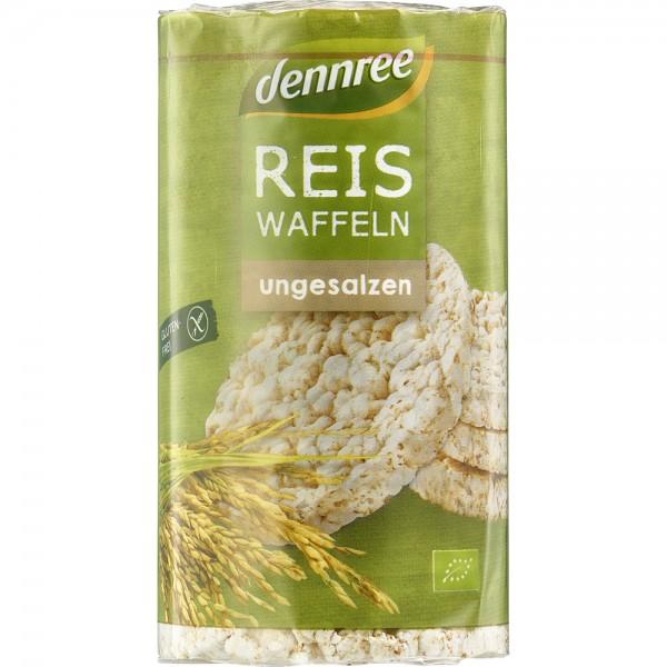 Vafe din orez expandat fara sare FARA GLUTEN bio