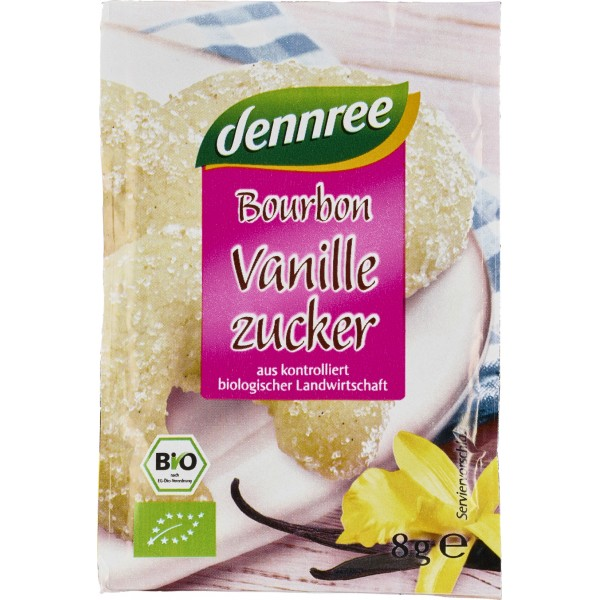 Zahar vanilat Bourbon