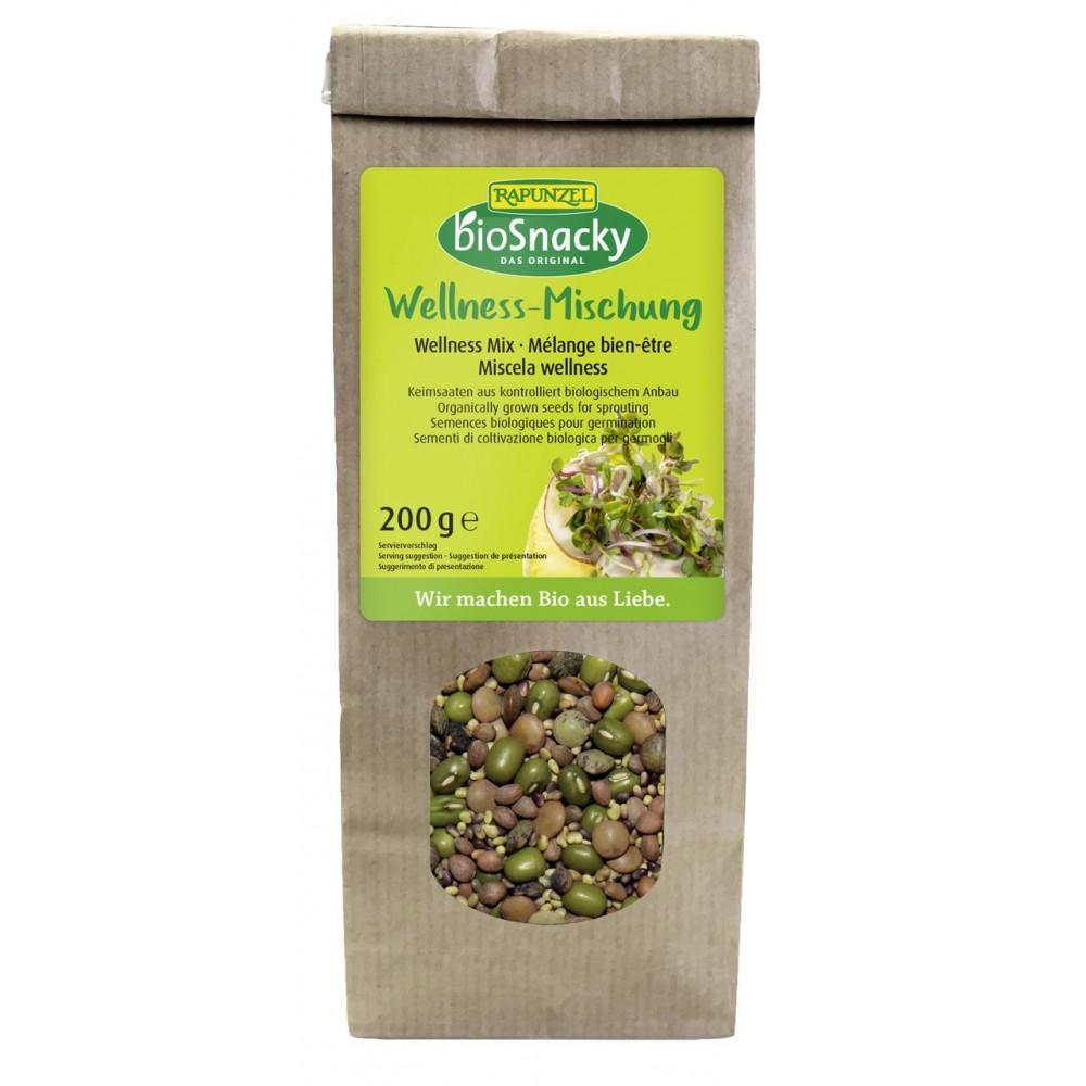 Amestec Wellness bio de seminte pentru germinat
