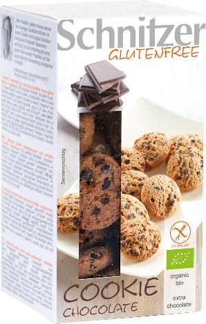 Biscuiti cu ciocolata FARA GLUTEN