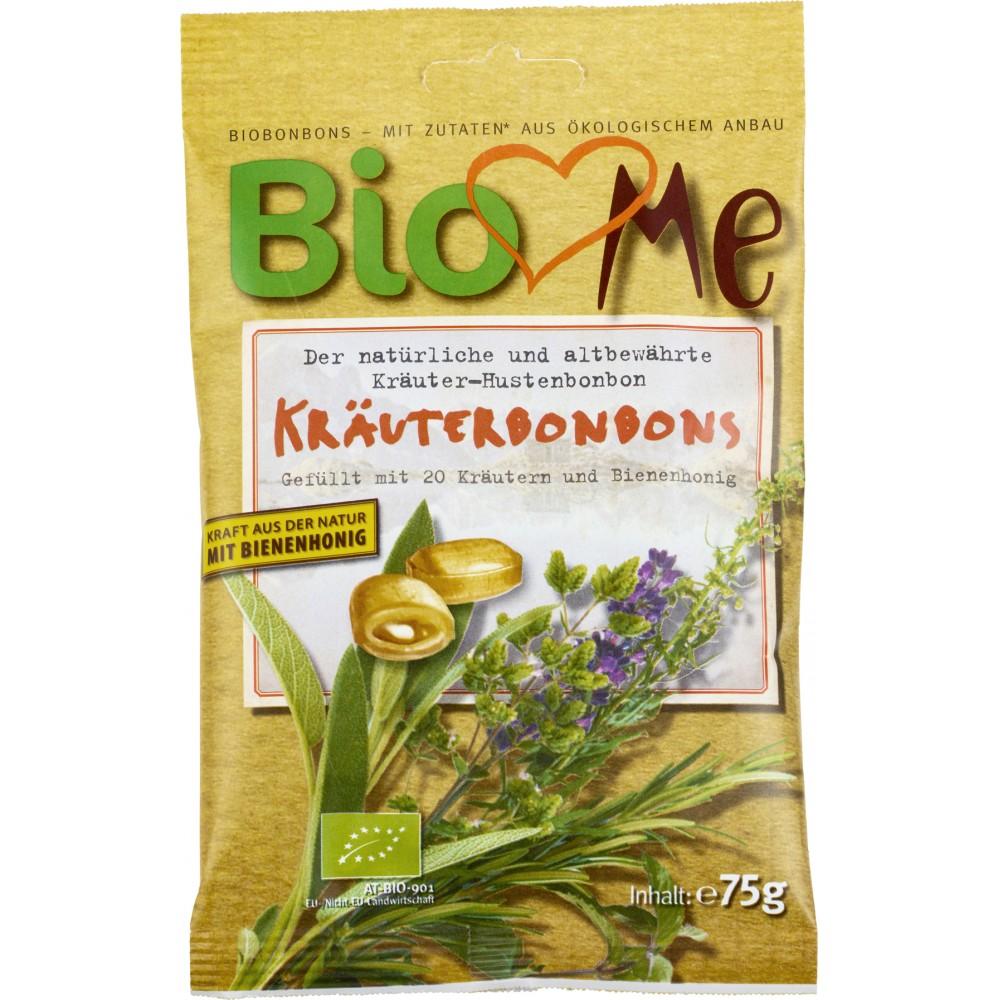 Bomboane cu plante si miere