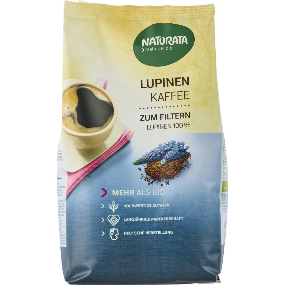 Cafea din lupin fara cofeina
