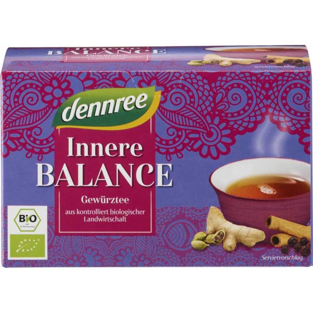 Ceai bio pentru echilibru interior
