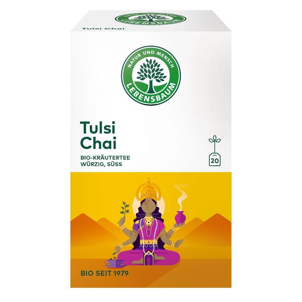 Ceai bio Tulsi Chai x20 plicuri