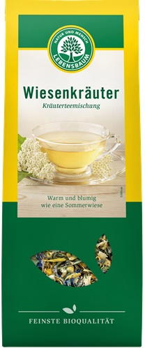 Ceai cu ierburi de lunca ecologic