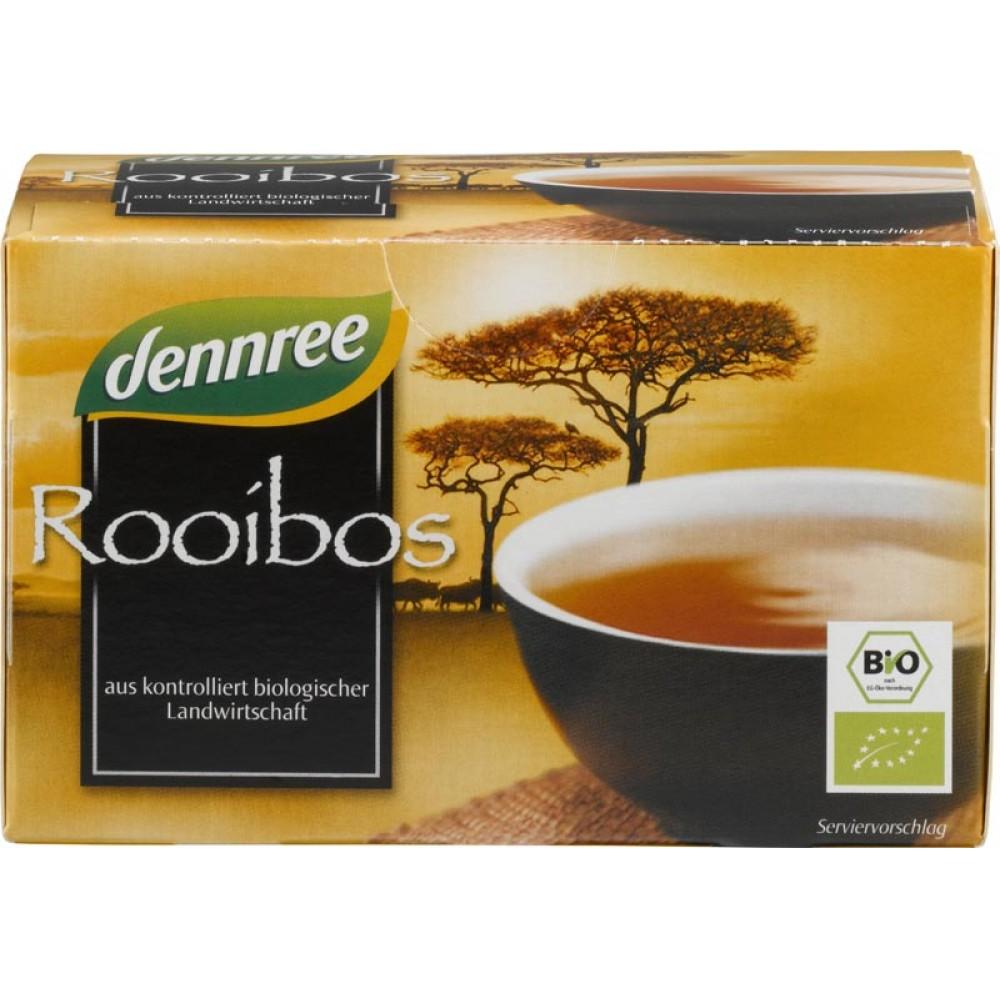 Ceai Rooibos  x 20 plicuri bio