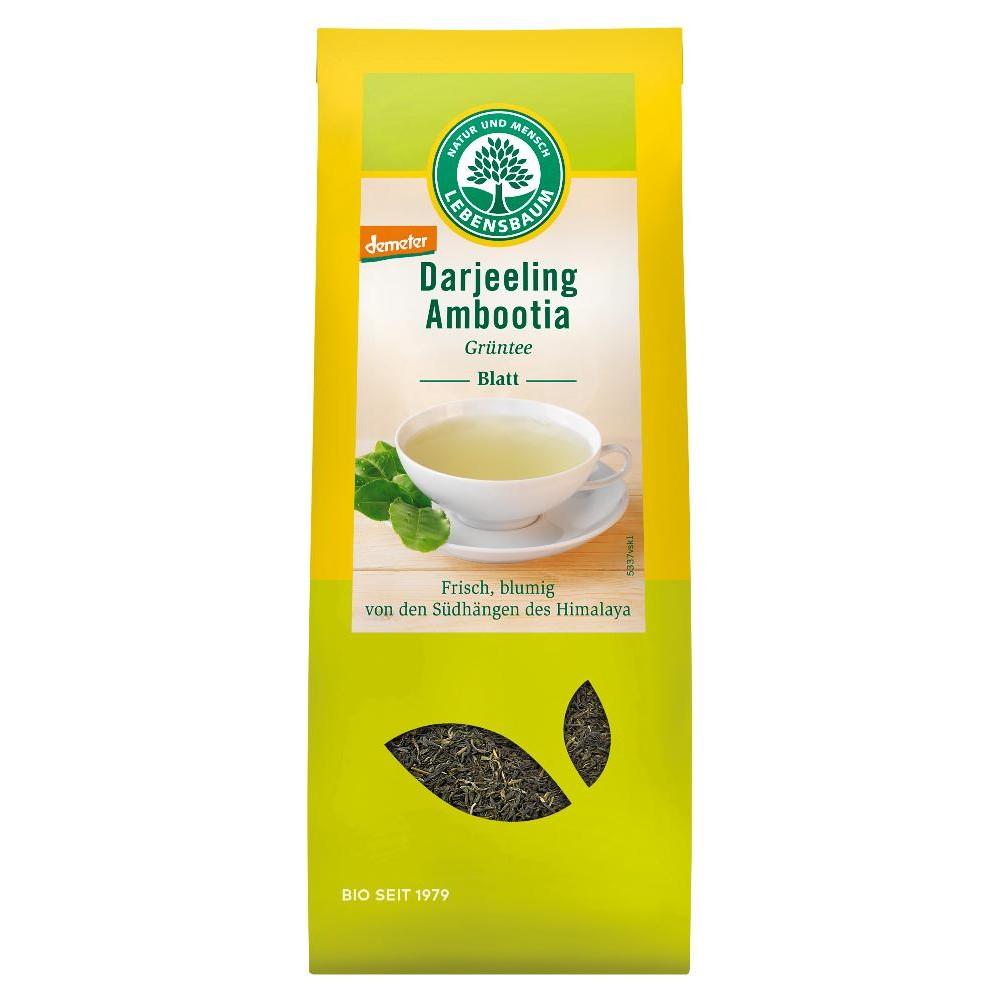 Ceai verde Darjeeling bio DEMETER