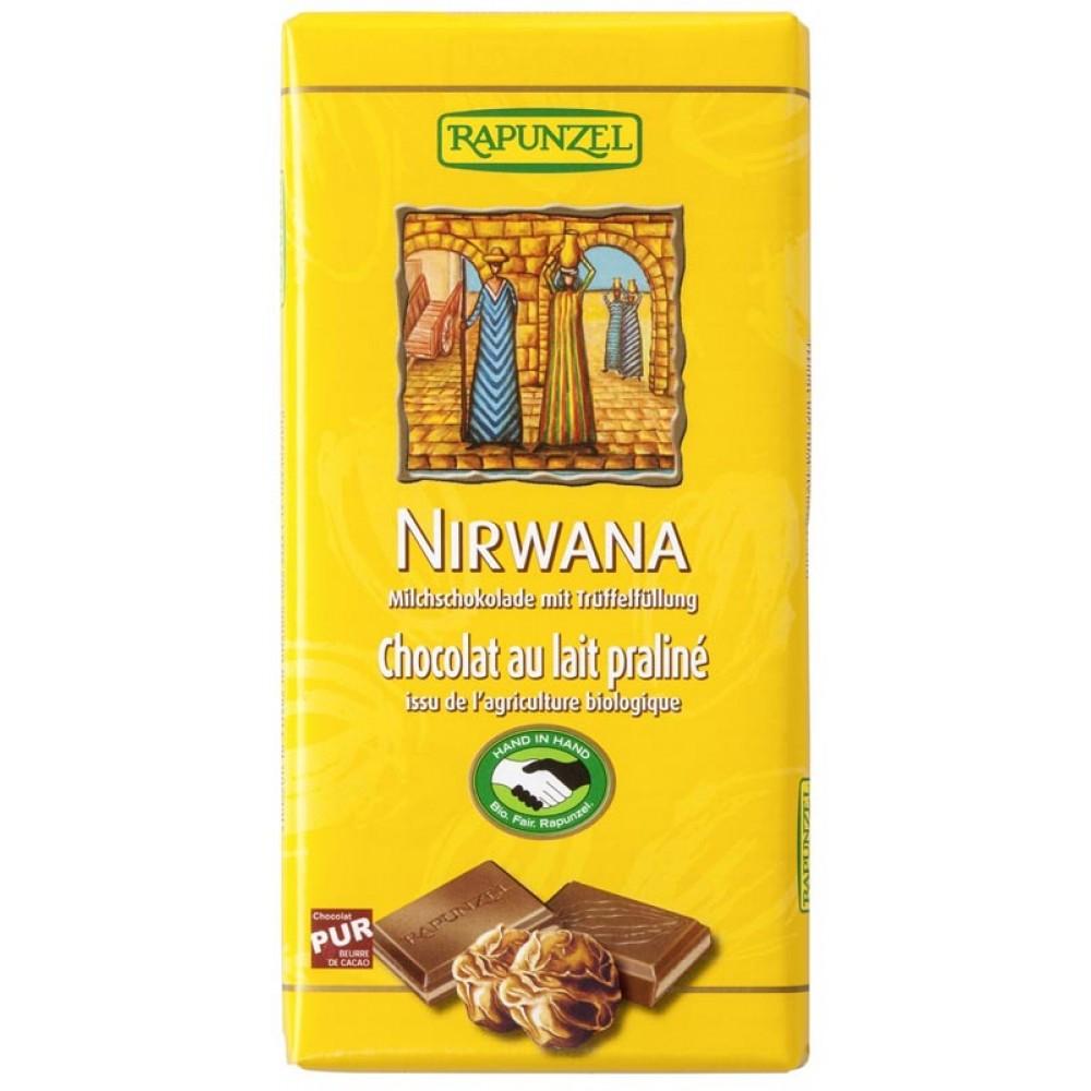Ciocolata Nirwana cu praline bio