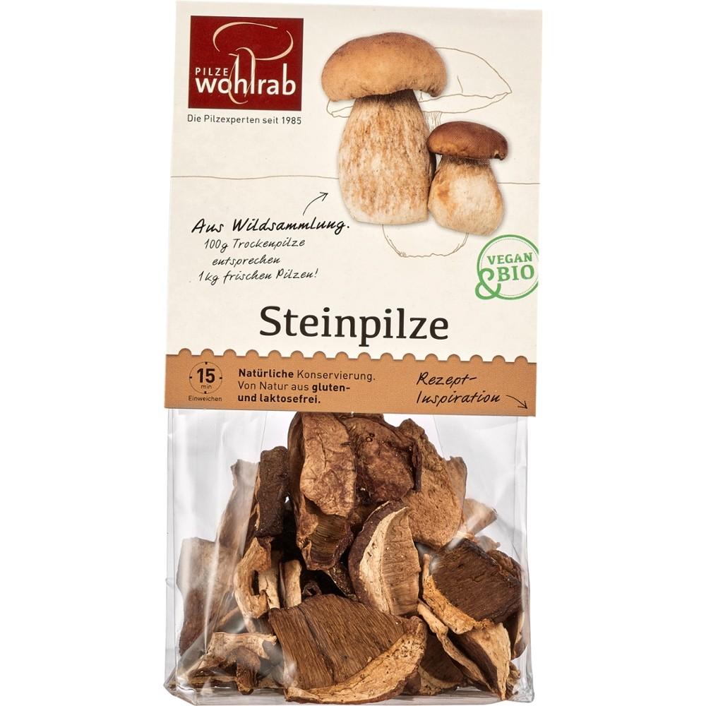 Ciuperci Hribi deshidratati bio