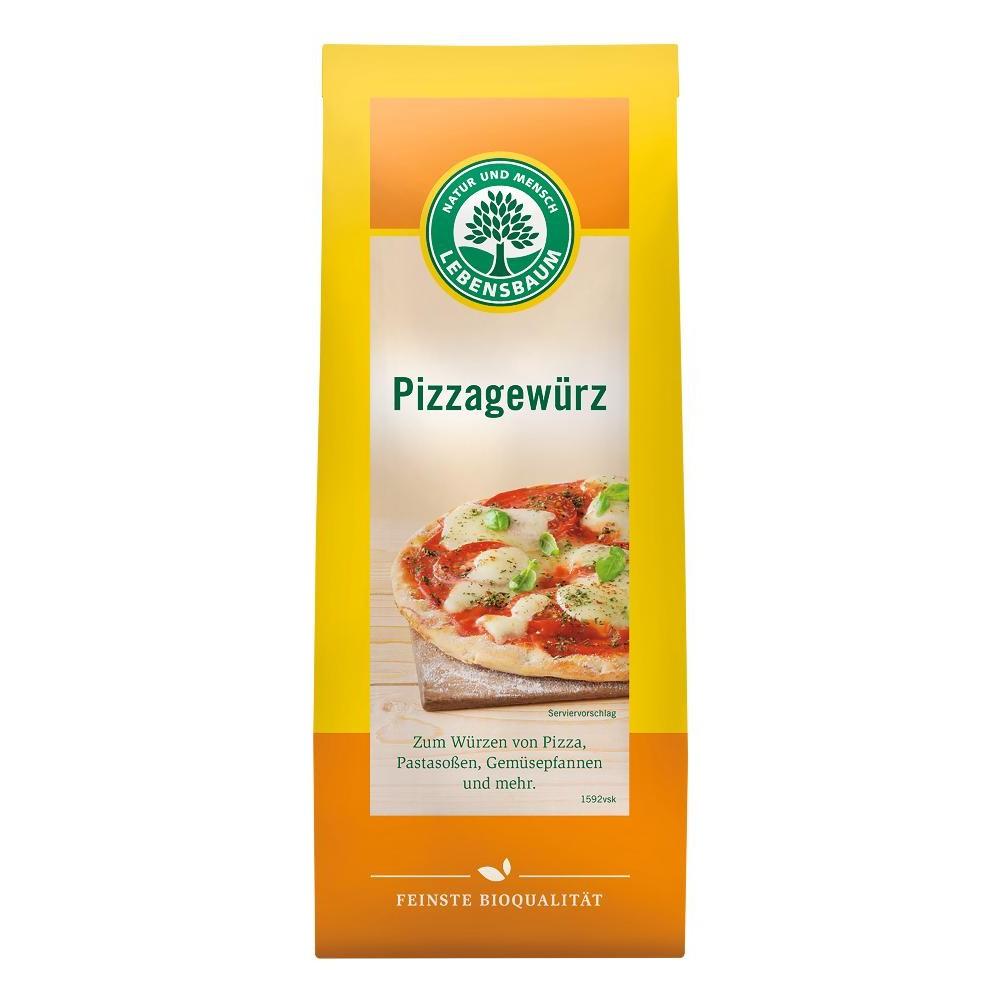 Condiment pentru pizza bio