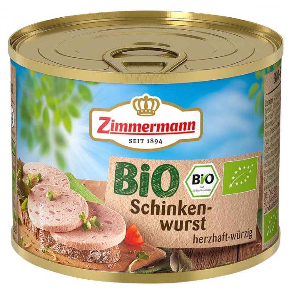 Conserva de carne ecologica