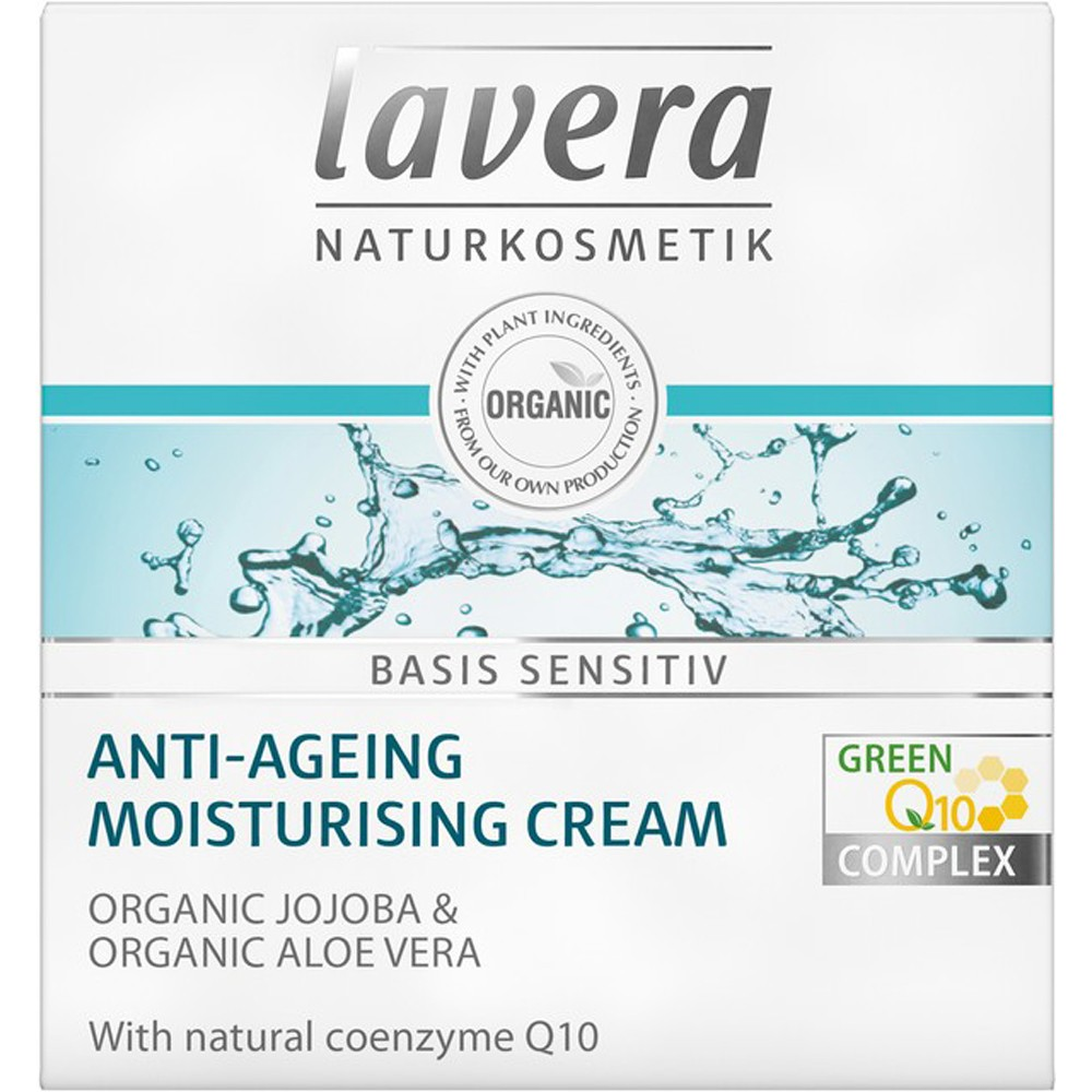 Crema antirid hidratanta cu coenzima Q10