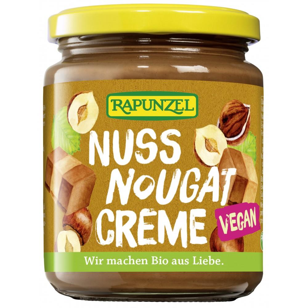 Crema bio de alune Nougat