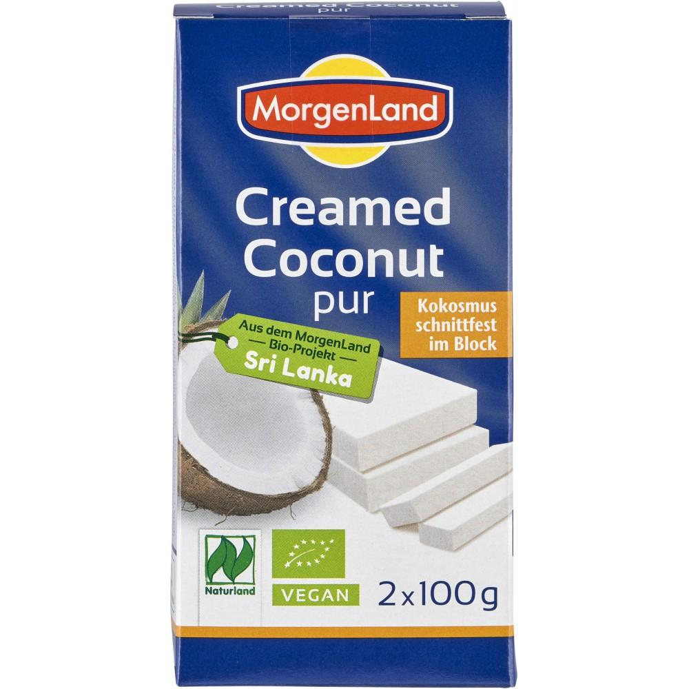 Crema de cocos bio