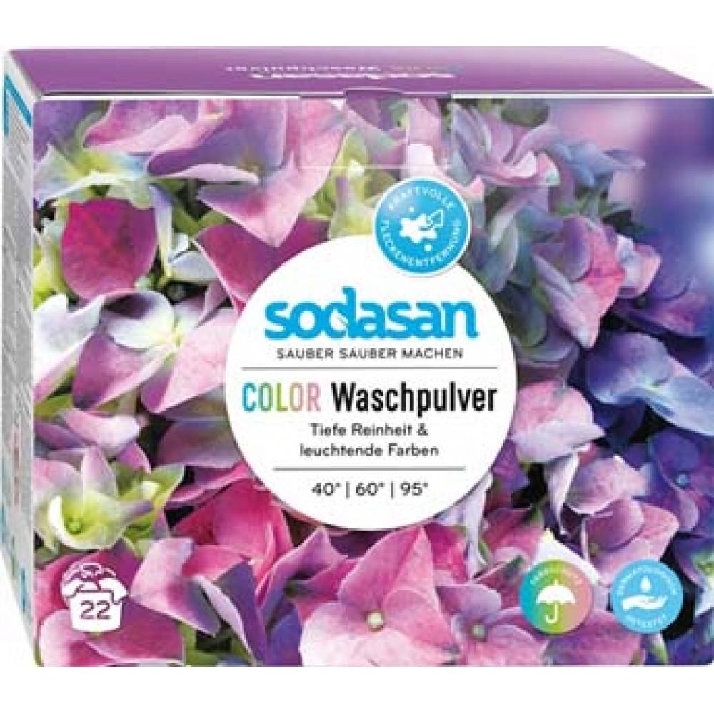 Detergent bio pudra pentru rufe colorate