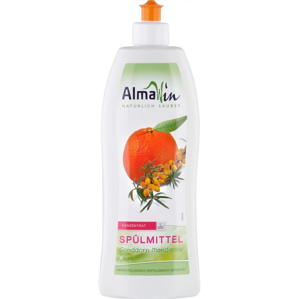 Detergent de vase concentrat cu catina si mandarine eco