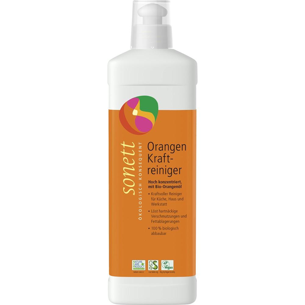 Detergent ecologic universal concentrat cu ulei de portocale