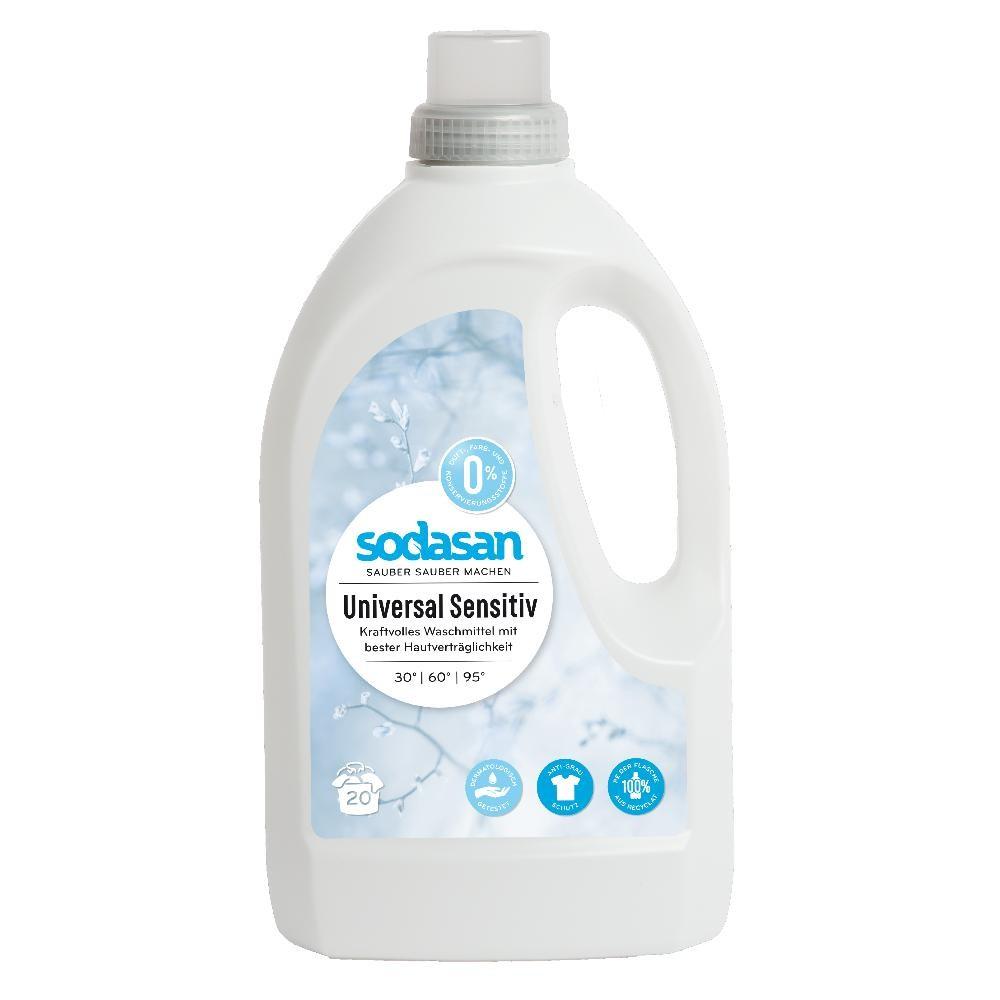 Detergent lichid bio universal sensitiv
