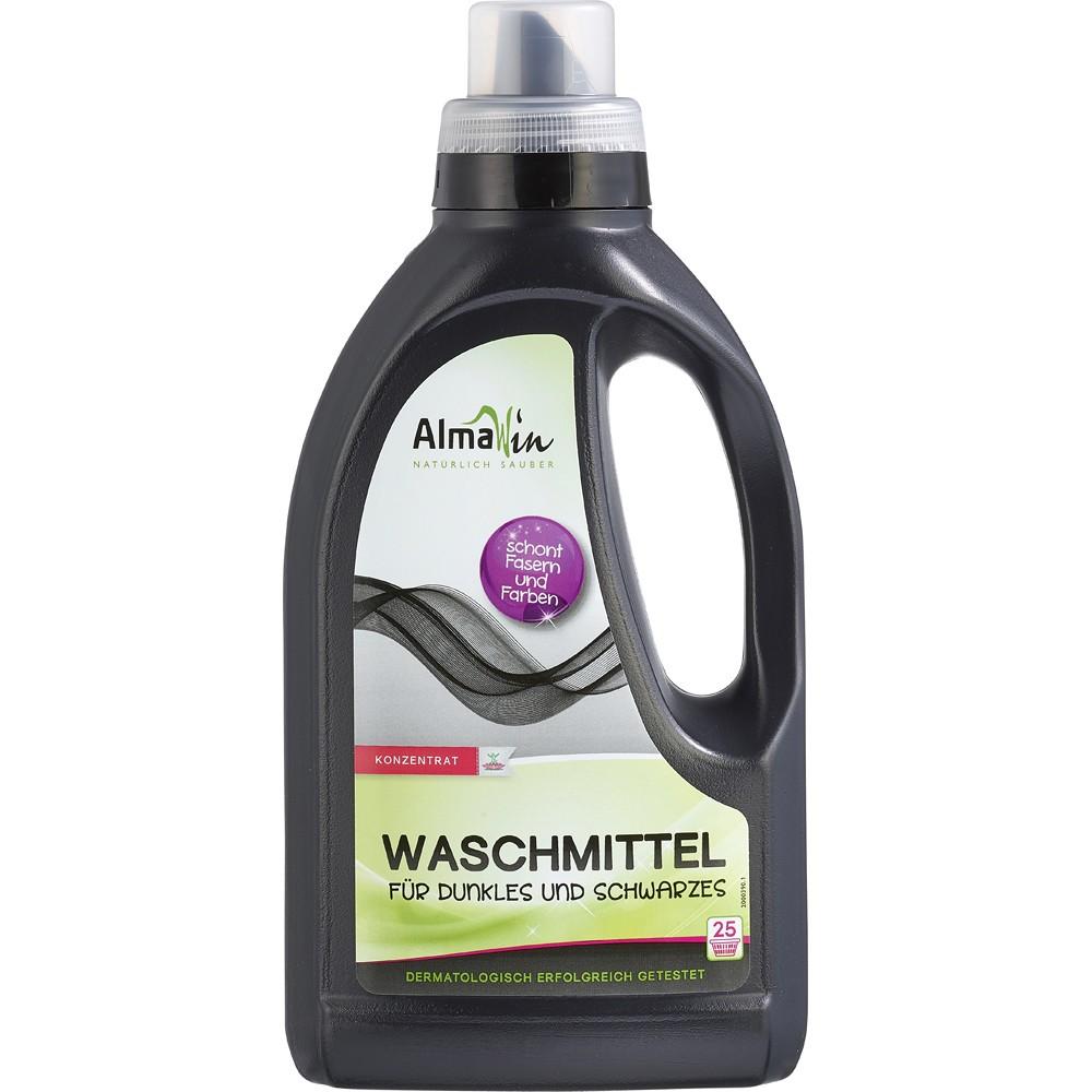 Detergent lichid pentru rufe negre
