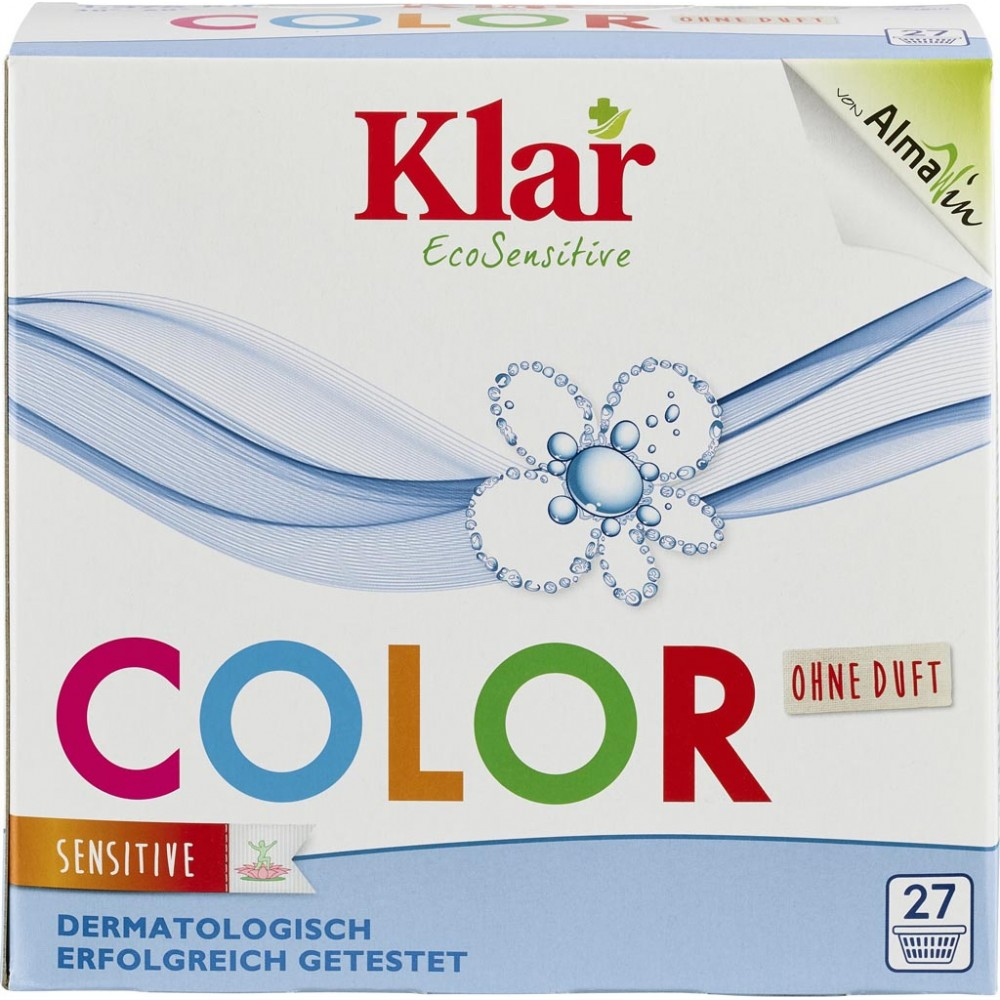 Detergent pentru rufe colorate fara parfum