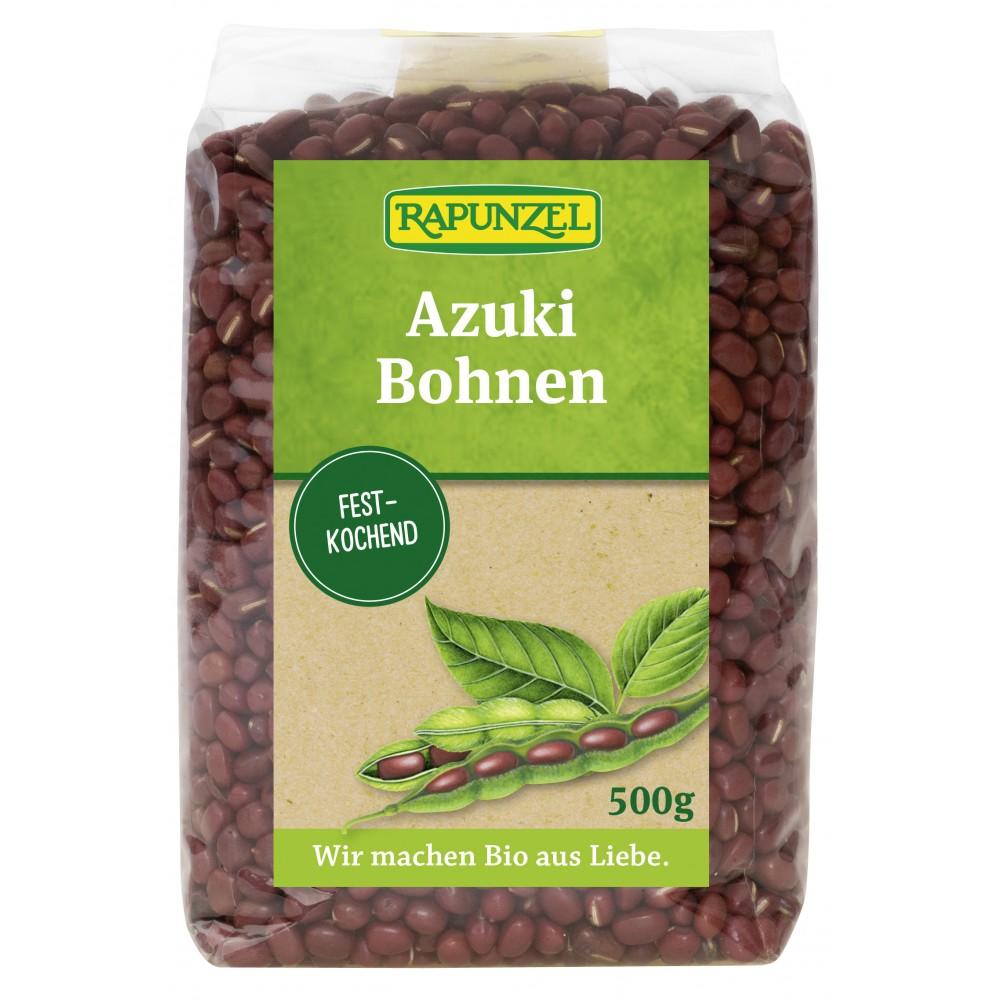 Fasole Azuki Bio