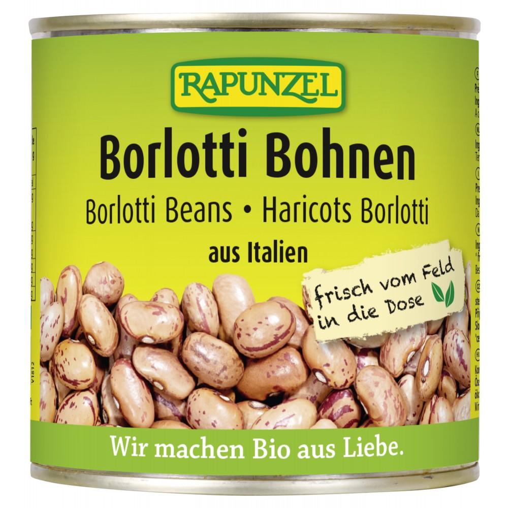 Fasole Borlotti in doza