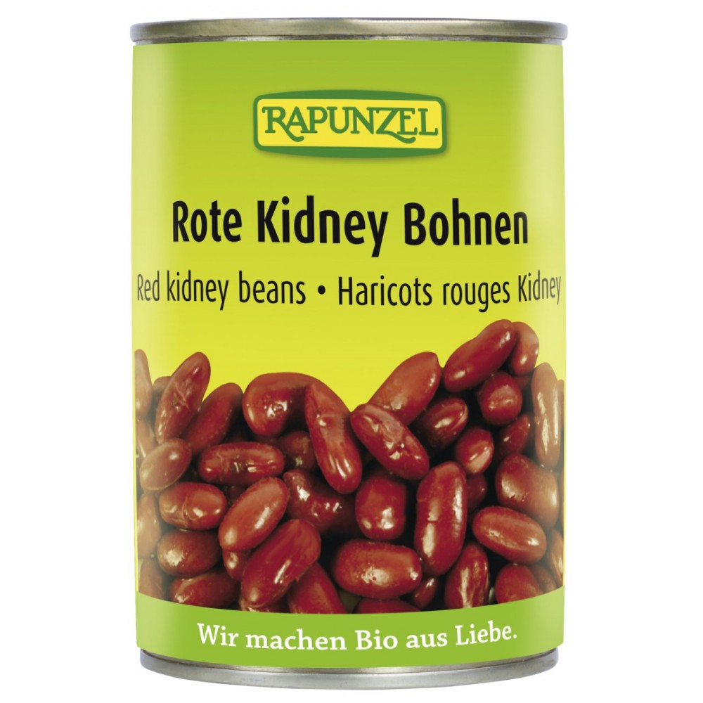 Fasole Kidney rosie in doza