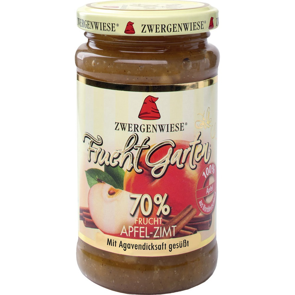 Gem bio de mere cu scortisoara