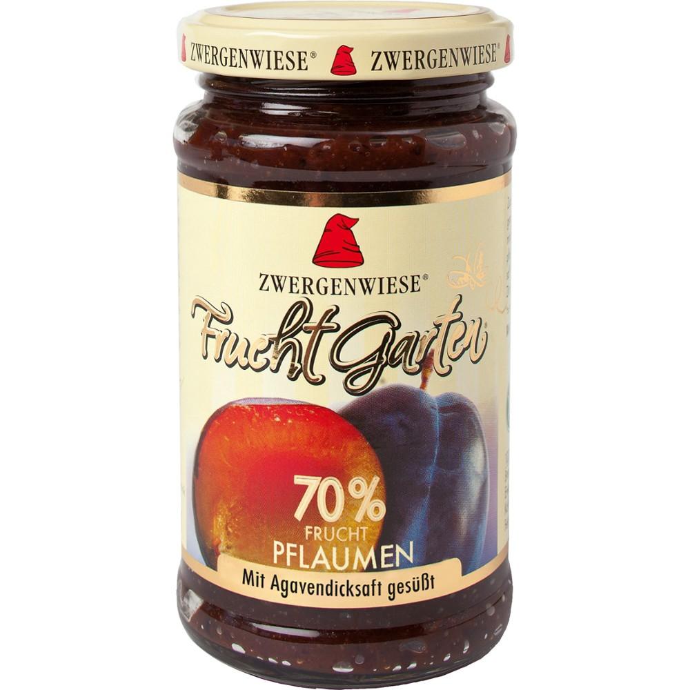 Gem de prune indulcit cu nectar de agave