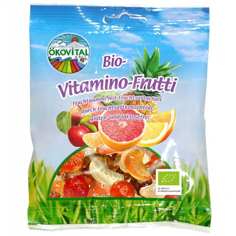Jeleuri bio cu fructe si vitamine FARA GLUTEN SI LACTOZA