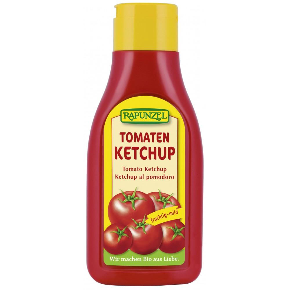 Ketchup bio în flacon