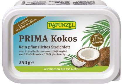 Margarina Prima cu ulei de cocos