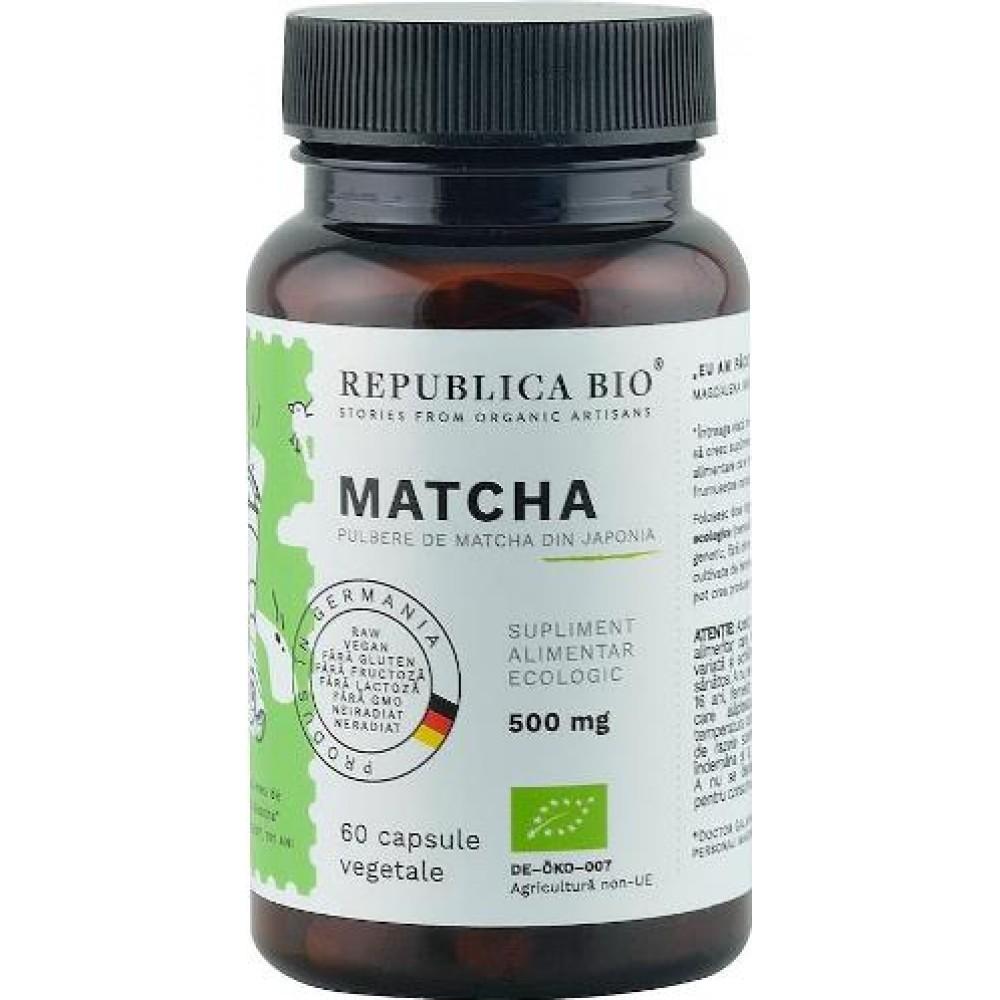 Matcha 60 capsule