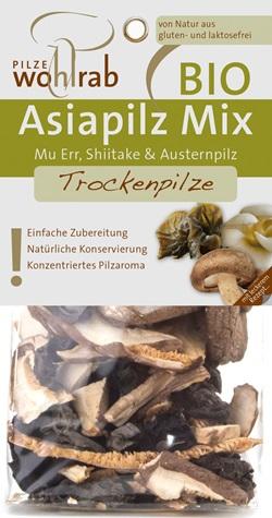 Mix de ciuperci asiatice deshidratate