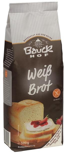 Mix faina pentru paine alba FARA GLUTEN