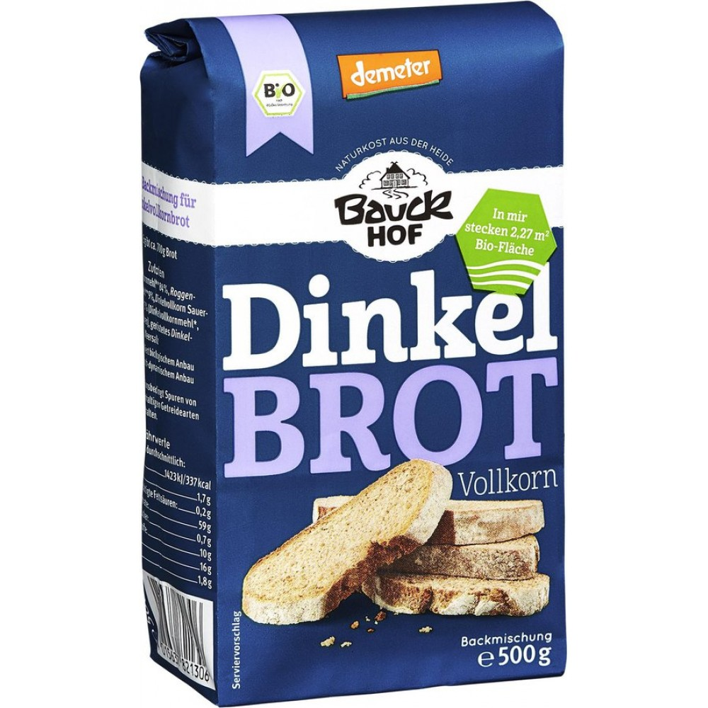 Mix pentru paine integrala din spelta